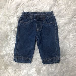 Okie-Dokie | Cute boys jeans size 0-3 months